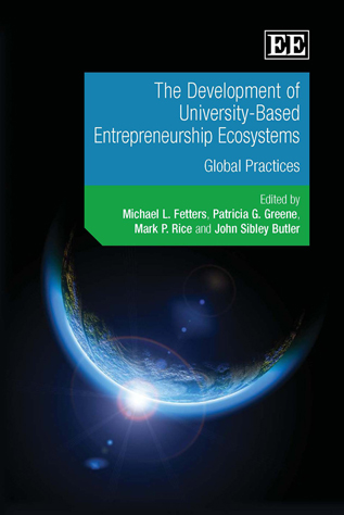 The Development of University-Based Entrepreneurship Ecosystems