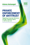 Private Enforcement of Antitrust