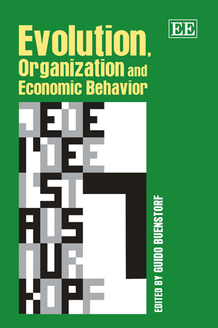 Evolution, Organization and Economic Behavior
