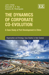 The Dynamics of Corporate Co-evolution