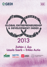 Global Entrepreneurship and Development Index 2013