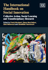 The International Handbook on Social Innovation