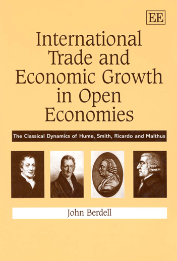 International Trade and Economic Growth in Open Economies
