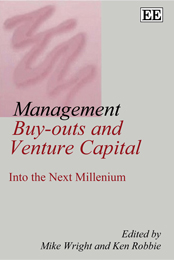 Management Buy-outs and Venture Capital