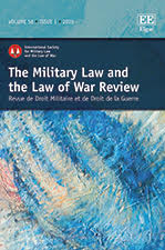 The Military Law and the Law of War Review